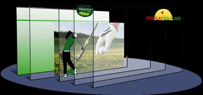 Freeplay Golfcard